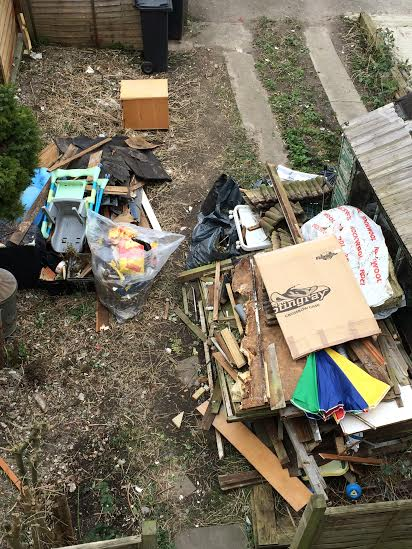 garden rubbish removal